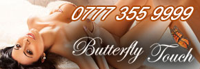 Butterfly Touch London Escorts