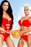 Raphaela and Leonie, 30 years old | Diva Escort