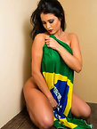 Carol, 21 years old | Sexy Brazilians 24 hours Big Boobs and Big Arses