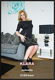 Klara, 28 years old | Real London Escorts