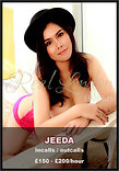 Jeeda, 28 years old | London Fun Time
