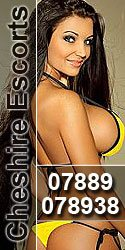 Cheshire Outcall Escorts