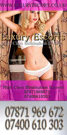 Luxury Escorts Birmingham